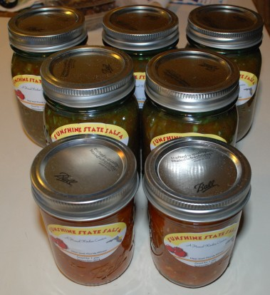 Canned results