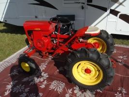 Tiny tractor