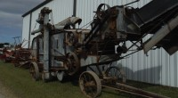 Crazy old farm equipment