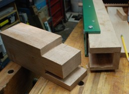 Tail Vise Install Kilted Craft Works