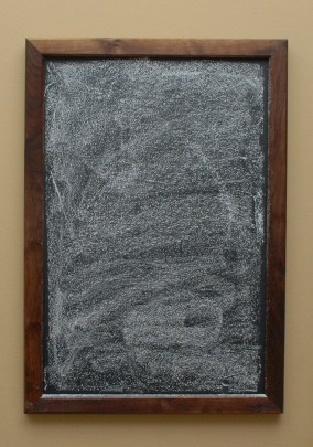 Chalk priming