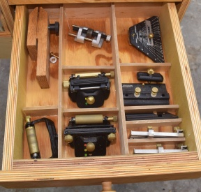 2. Alignment tools and angle jigs